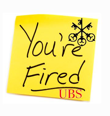 Швейцарский банк UBS сократит 3500 сотрудников, его примеру последуют и другие