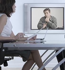 Собеседование по Skype проводит почти треть российских компаний