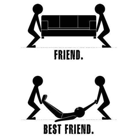 Только для 8% участников опроса Monster дружба на работе является «крайне важной»