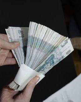 Средняя зарплата в Москве выросла до 43 тысяч рублей