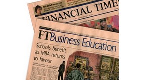 Financial Times представила мировой рейтинг бизнес-школ в 2012 году
