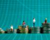 Средняя зарплата в России выросла на 5,5% за год