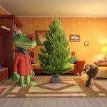 «Союзмультфильм» представит новогоднюю серию мультфильма о Чебурашке и Крокодиле Гене